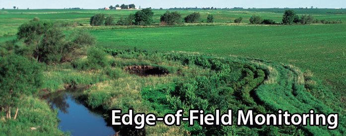 edge of field header