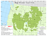 2012 sage grouse focal map