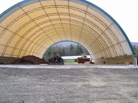 Frye Poultry has installed a Waste Storage Facility and follows an approved Comprehensive Nutrient Management Plan