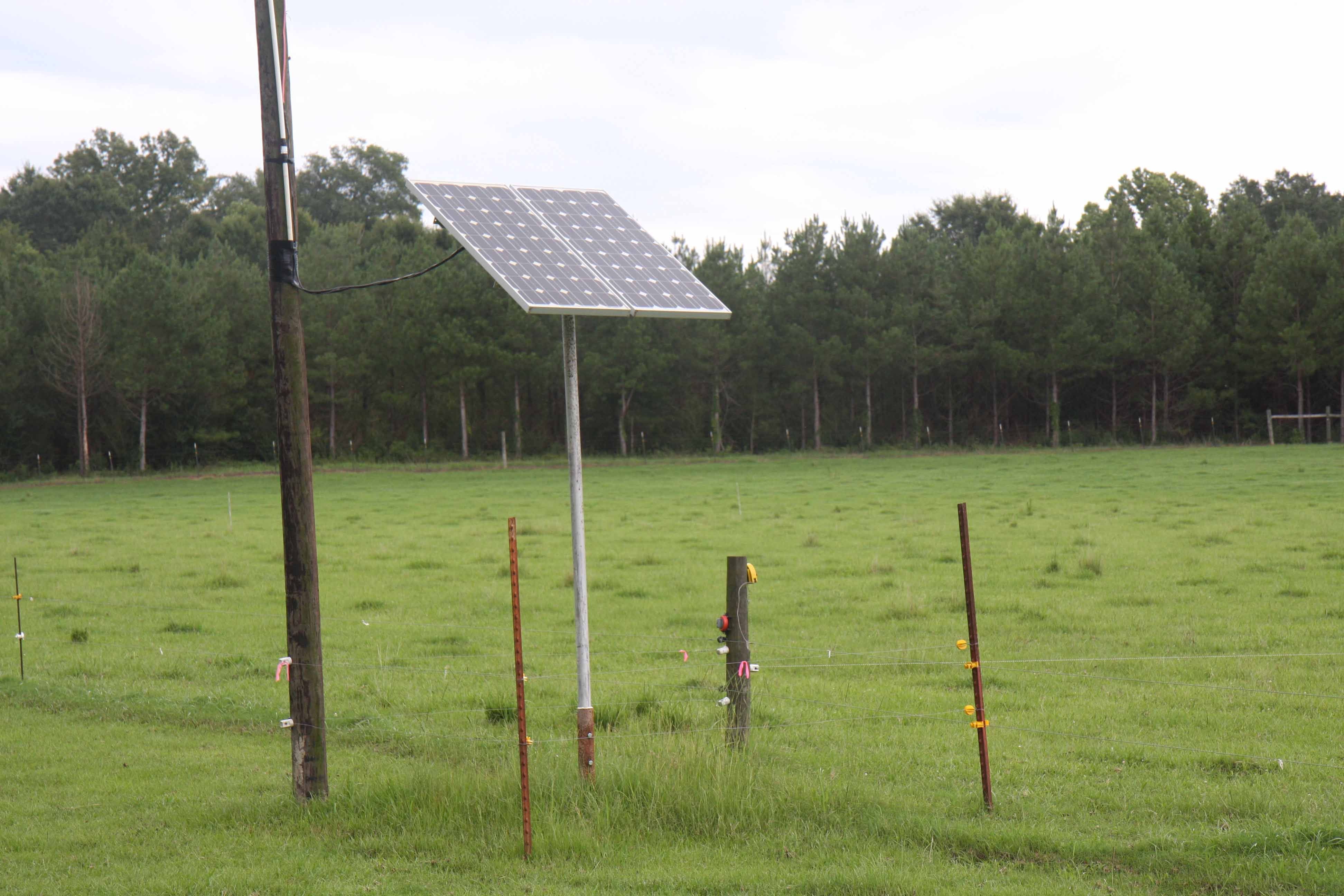 Sage Farms installed a solar-powered well in 2011, and it is a life saver for the rancher's owners