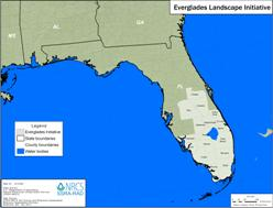 Everglades Initiative Map