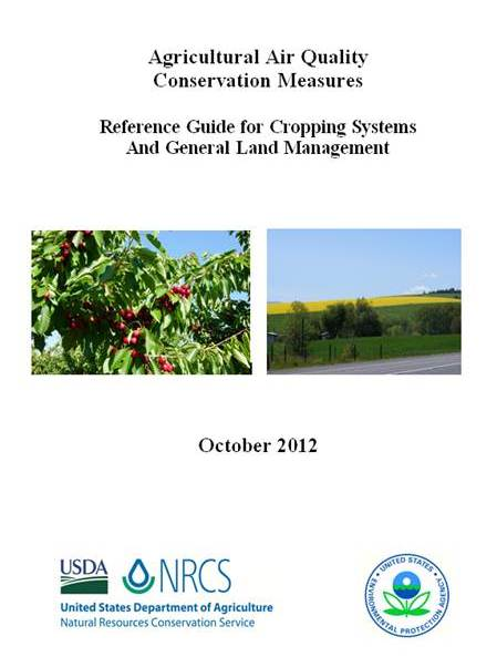 Reference Guide for Cropping Systems and General Land Management