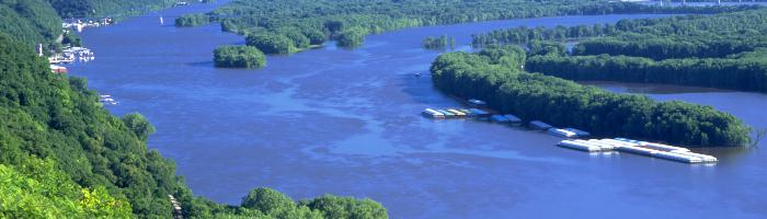 NRCS and partners invest in conservation for Mississippi River health