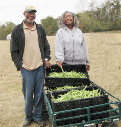 Russell and Jewell Bean returned home to revive the family farm.