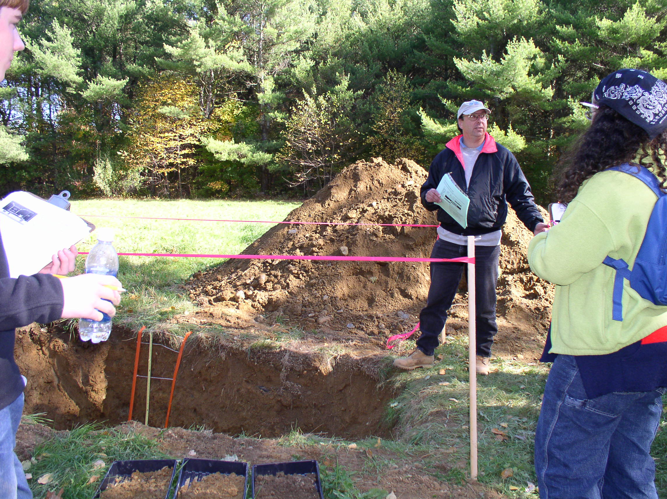 Teaching Soils