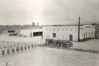 In 1934, the first Plant Materials Center was established in Tucson, Arizona.