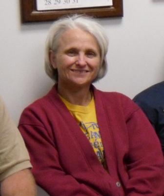 Sue Stone, Area Resource Conservationist