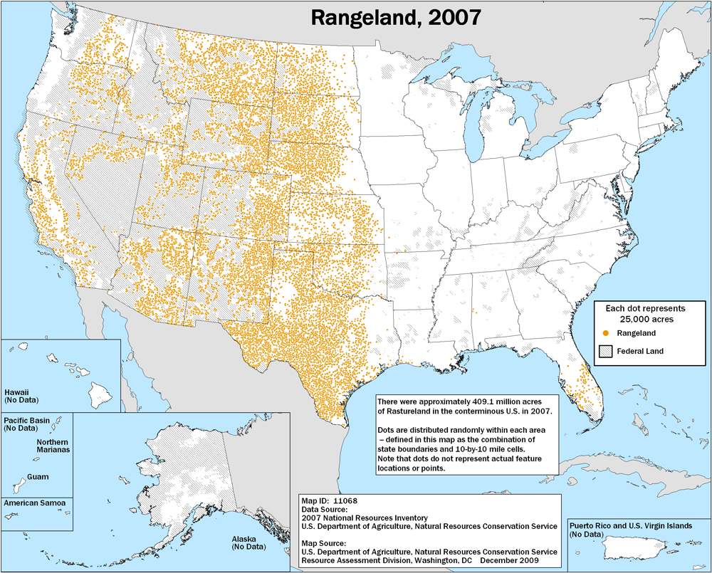 Land Use Status and Trends 2007 | NRCS