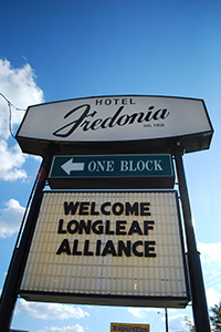 The 9th Biennial Regional Longleaf Alliance conference was held recently in Nacogdoches.