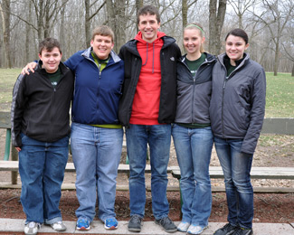 Marshalltown won the 2013 Iowa Envirothon.