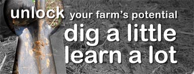 Soil Health Fact Sheet: Dig A Little, Learn A Lot!