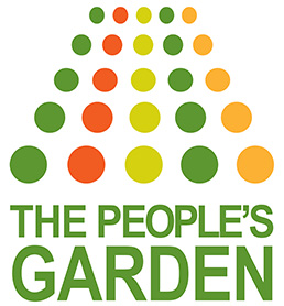 People's Garden logo