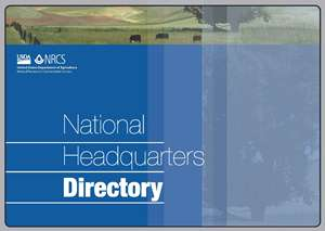 cover of nhq directory