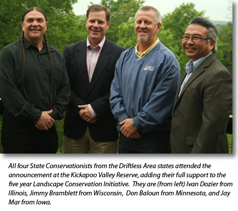 NRCS State Conservationists