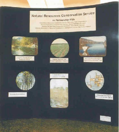 Displays For Checkout By Alabama Nrcs Swcd Personnel Only