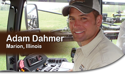 Adam Dahmer, Marion, Illinois