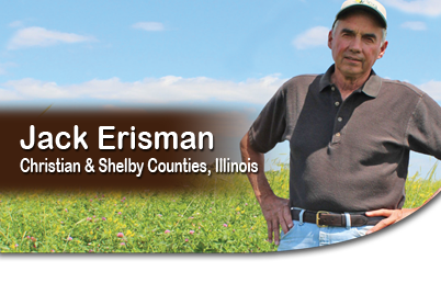 Jack Erisman, Christian & Shelby Counties Illinois