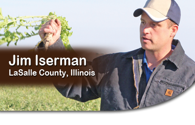 Jim Iserman, LaSalle County, Illinois