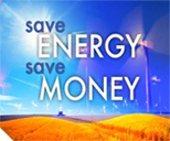 Save Energy Save Money logo