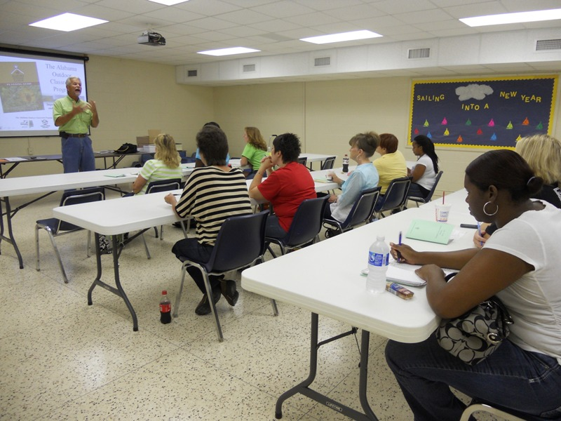 Covington County Teacher Training