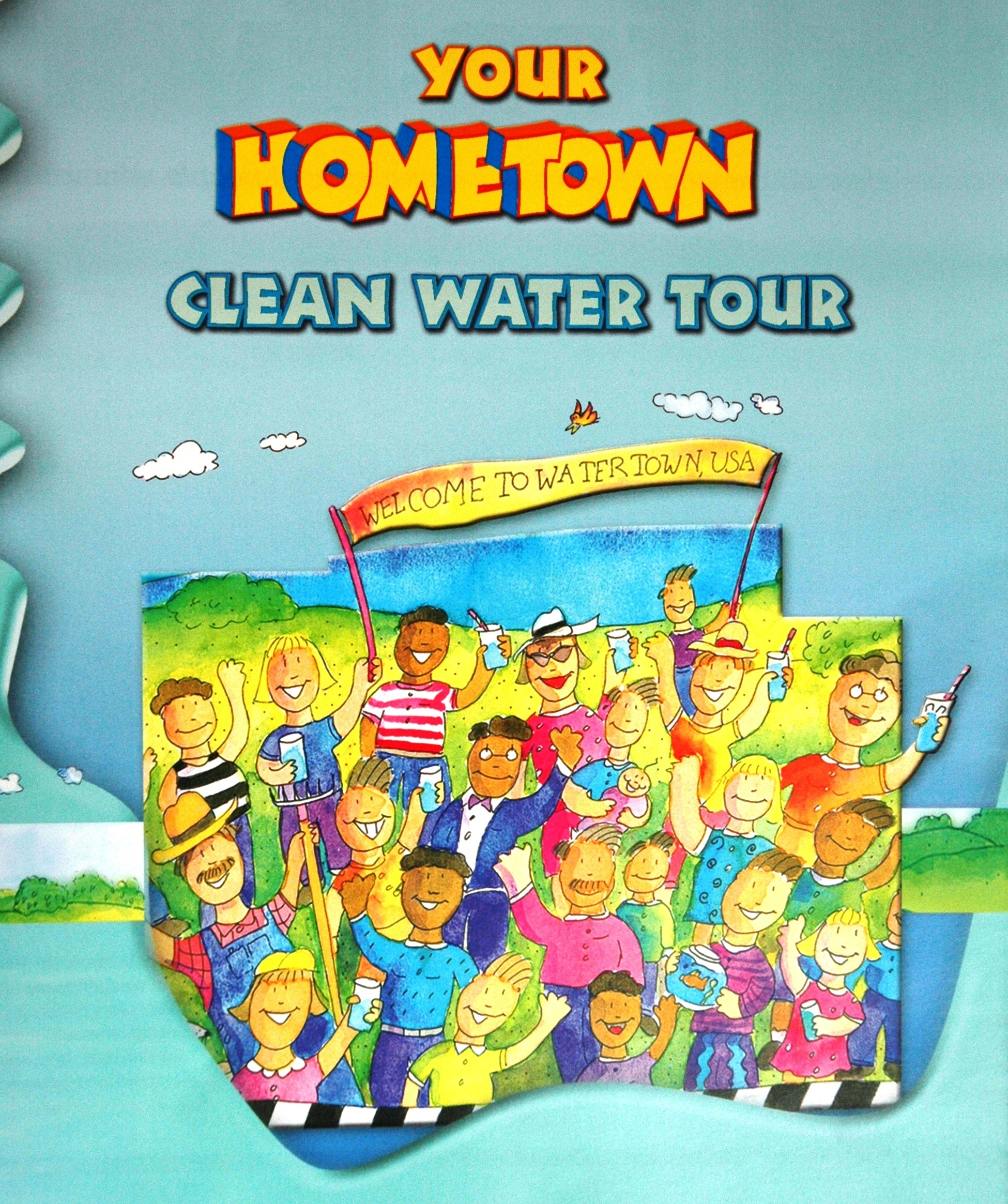 Your Hometown Clean Water Tour
