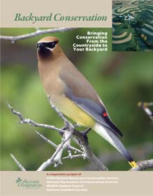 Backyard Conservation magazine