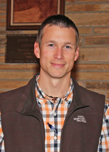 •	Adam Eades, DC in Pocahontas, national and state NRCS Earth Team Employee of the Year.