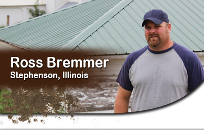 Soil Health Producer Profile - Ross Bremmer