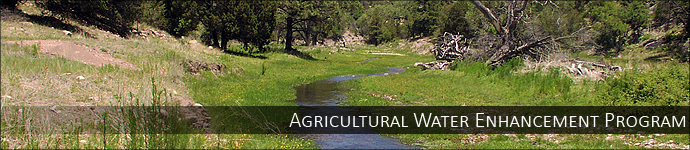 Agricultural Water Enhancement Program