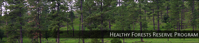 Healthy Forest Reserve Program (HFRP)
