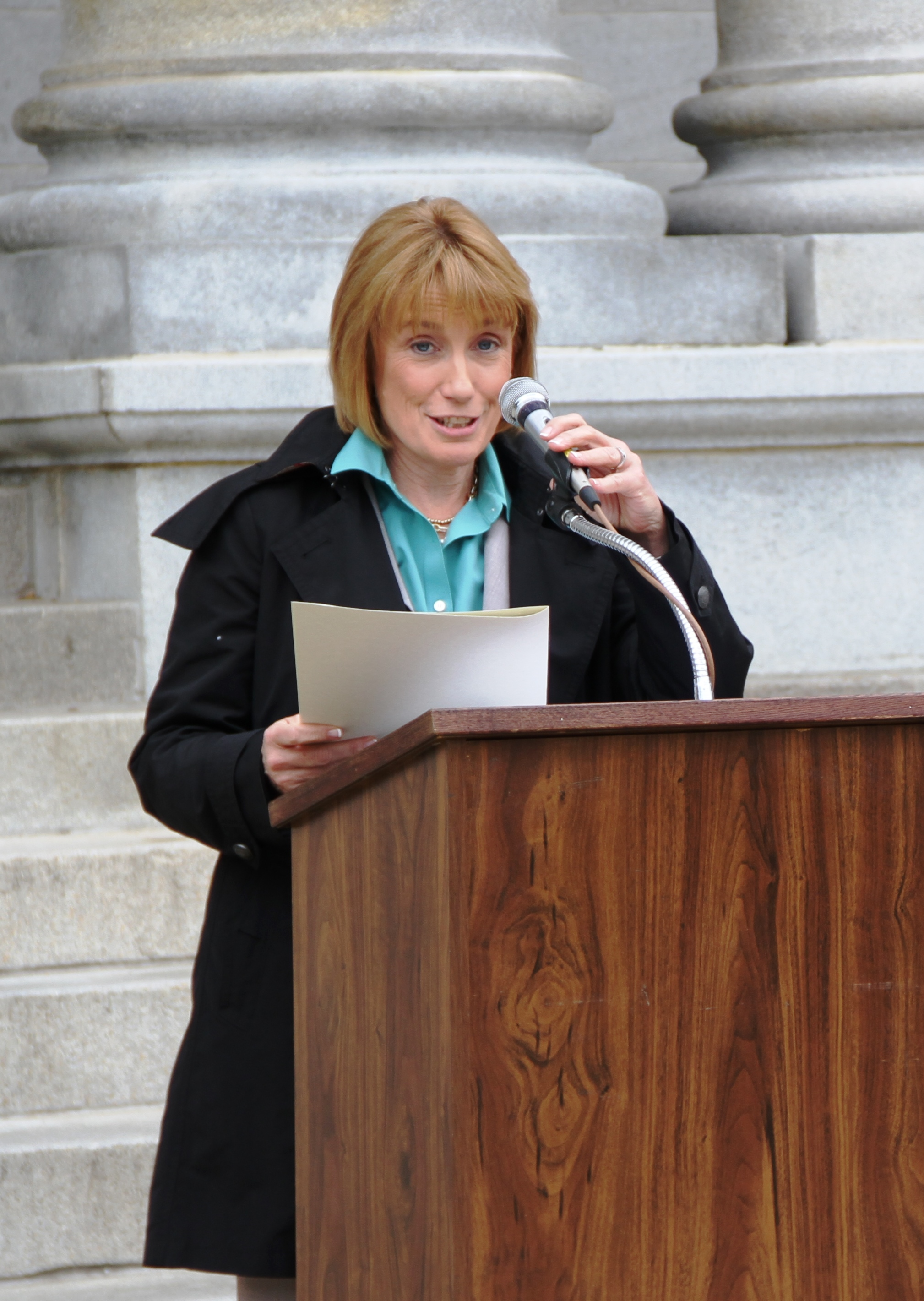 Governor Hassan