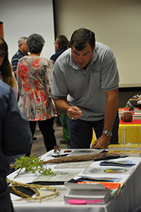 NRCS employees embrace American Indian Heritage month during November.
