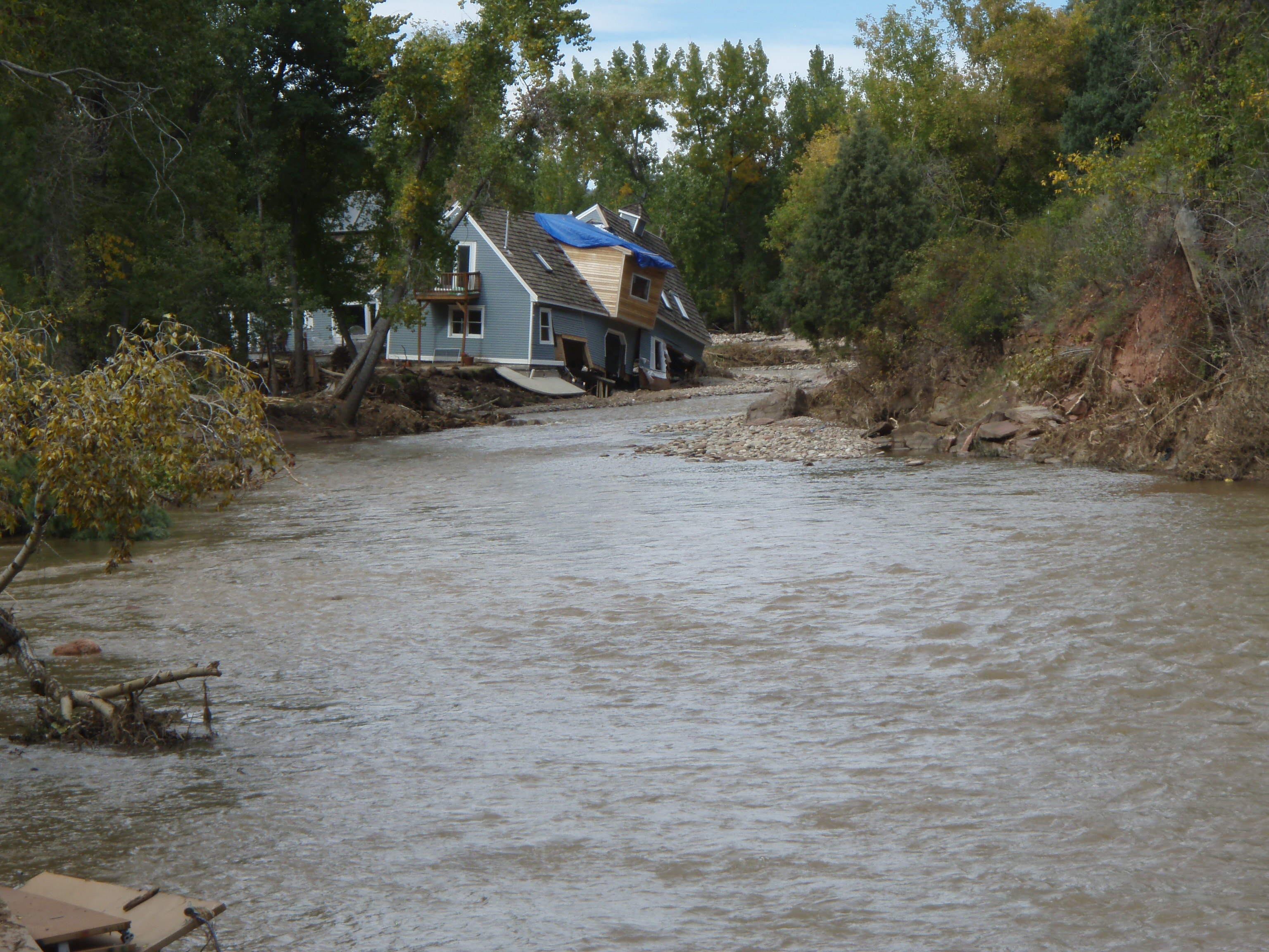 NRCS Colorado 2013 Flood Assistance