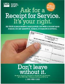 Reciept_of_Service_Poster