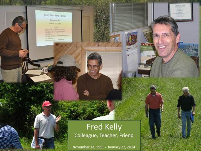 Fred Kelly - Colleague, Teacher, Friend
