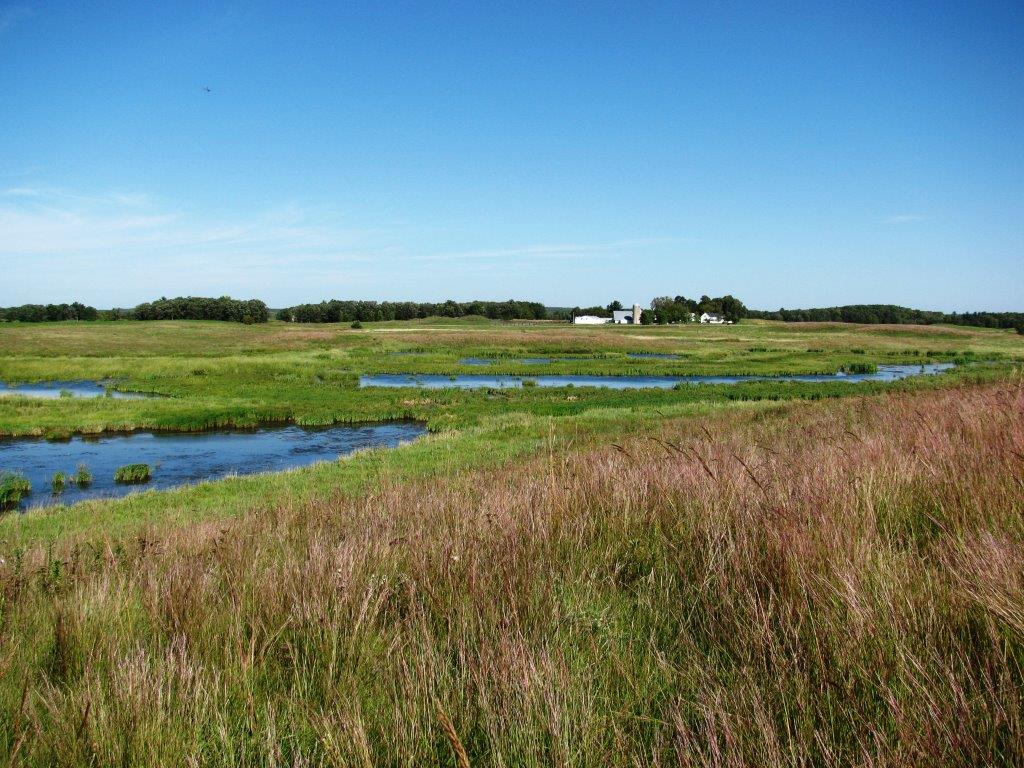 USDA's Natural Resources Conservation Service is investing up to $35 million in this region to help farmers and ranchers implement conservation practices that restore grasslands and wetlands.