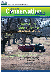 January 2014 Conservation Update Cover