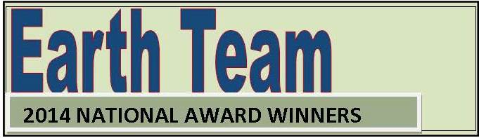 Earth Team Award Link