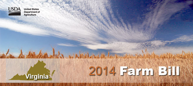 Farm Bill Header, Virginia