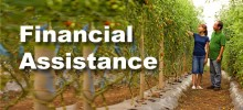 Learn more about Financial Assistance