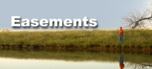 Learn more about Easements