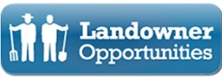 Landowner Opportunities Graphic