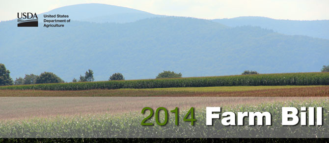 2014 Farm Bill in Massachusetts