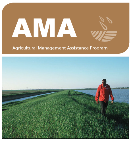Agricultural Management Assistance fact sheet