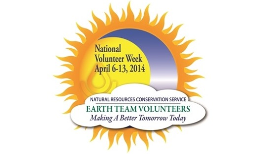 National Volunteer Week, April 6-13, 2014