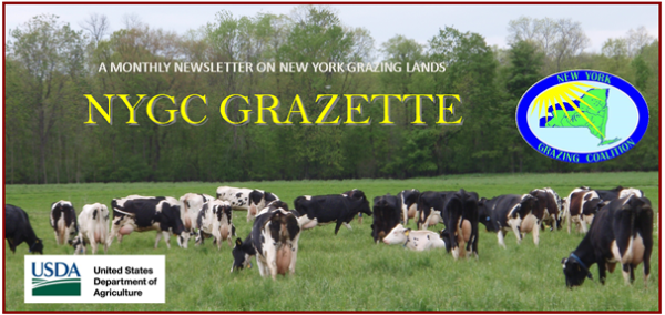 New York Grazing Coalition Grazette  - October 2016