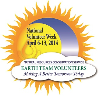 Volunteer Week - April 6-13, 2014