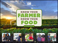 Know your farmer, know your food icon