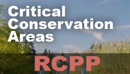RCPP Critical Conservation Areas