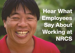Hear What Employees Say About Working at NRCS